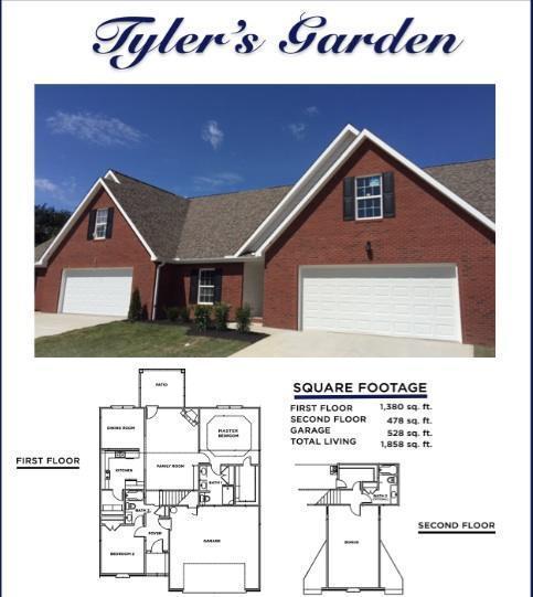 4904 Spring Garden Way #16, Knoxville, TN 37918 (#1043515) :: SMOKY's Real Estate LLC