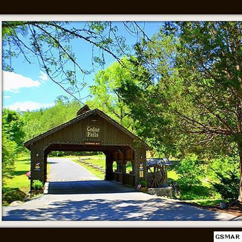 Lot 66-R Cedar Falls Way, Sevierville, TN 37862 (#1044583) :: Billy Houston Group