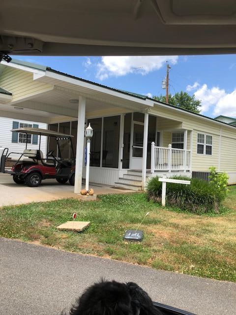 526 Flamingo Circle #163, Townsend, TN 37882 (#1046428) :: Realty Executives Associates