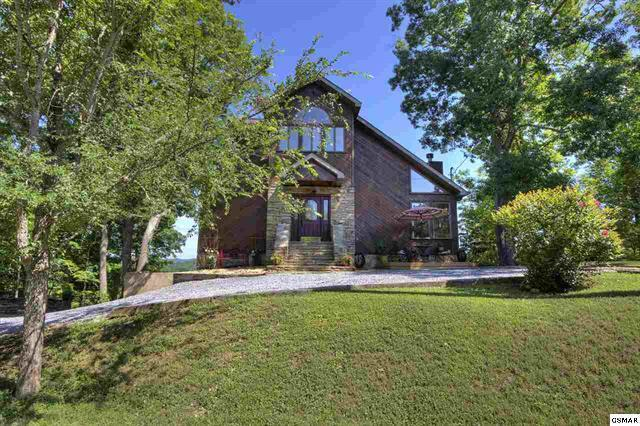 2736 Windy Cove Way, Sevierville, TN 37876 (#1048836) :: Billy Houston Group