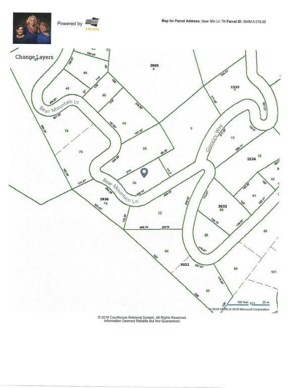 Lot 56 Bear Mtn Lane, Sevierville, TN 37876 (#1051795) :: Billy Houston Group