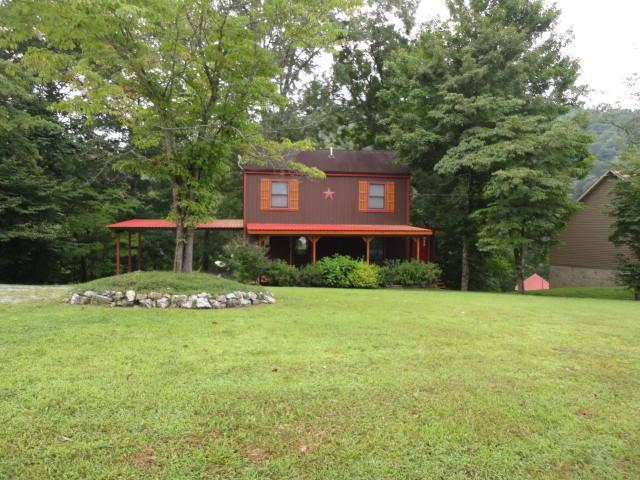 389 Clear Lake, Jacksboro, TN 37757 (#1053053) :: Billy Houston Group