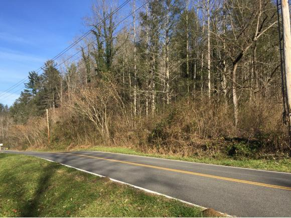 Indian Camp Creek Rd, Cosby, TN 37722 (#1057054) :: SMOKY's Real Estate LLC