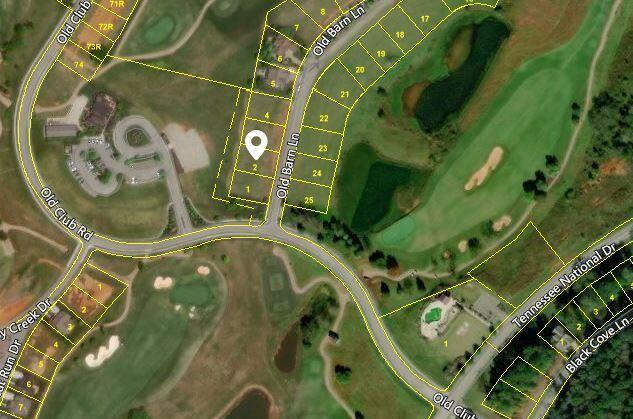 297 Old Barn Lane, Loudon, TN 37774 (#1057907) :: Billy Houston Group