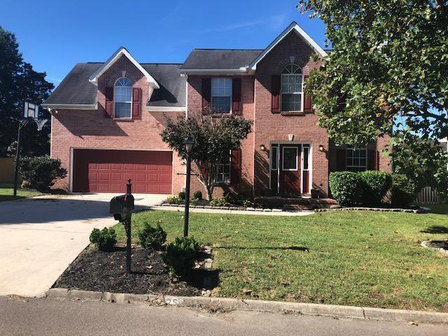 7025 Yellow Oak Lane, Knoxville, TN 37931 (#1059365) :: Catrina Foster Group