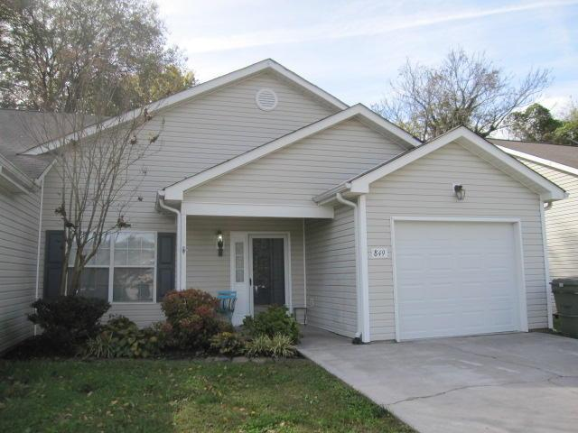849 Ashley Michelle Court, Knoxville, TN 37934 (#1061481) :: Shannon Foster Boline Group