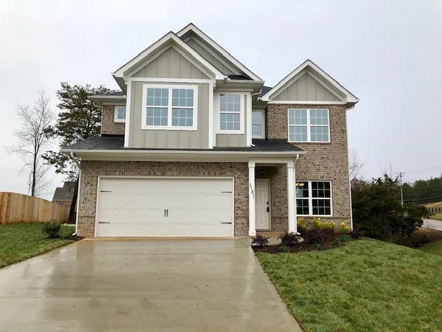 1141 Hamilton Farm Lane, Knoxville, TN 37932 (#1065957) :: Billy Houston Group