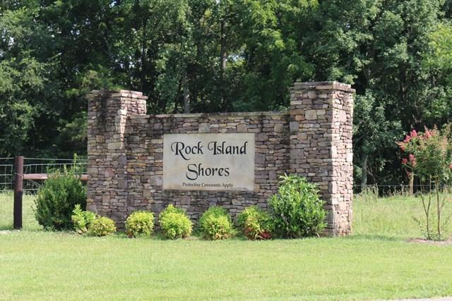 Lot 18 Rocky River Shores Drive, Rock Island, TN 38581 (#1066214) :: Shannon Foster Boline Group