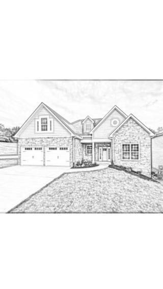2028 Highlands Ridge Lane, Lot 7, Knoxville, TN 37932 (#1066479) :: Billy Houston Group