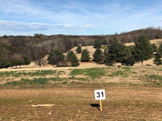 Lot 31-Fairway Drive, Dandridge, TN 37725 (#1067494) :: Venture Real Estate Services, Inc.