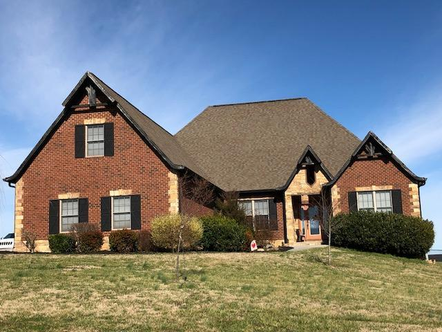 1256 Rippling Waters Circle, Sevierville, TN 37876 (#1069919) :: Shannon Foster Boline Group