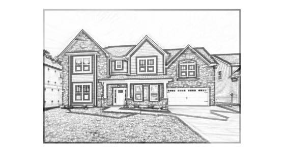 2009 Highlands Ridge Lane, Lot 24, Knoxville, TN 37932 (#1070792) :: CENTURY 21 Legacy