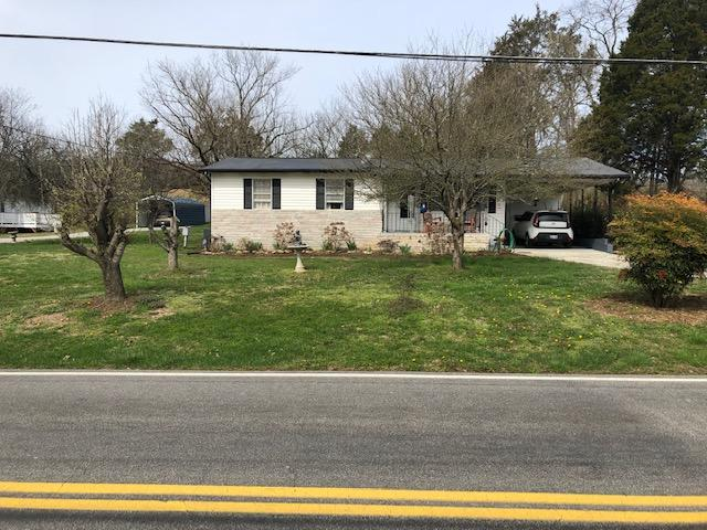 1324 Tazewell Pike, Corryton, TN 37721 (#1073026) :: Shannon Foster Boline Group