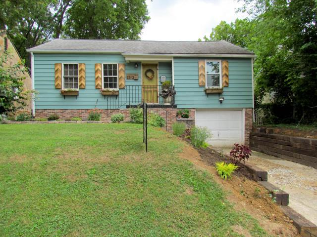 2312 Woodbine Ave, Knoxville, TN 37917 (#1076816) :: Venture Real Estate Services, Inc.