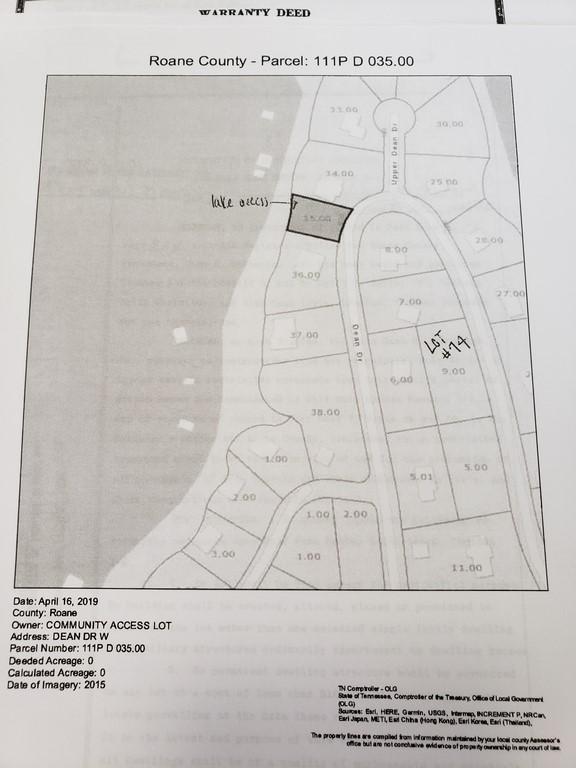 Dean Drive, Ten Mile, TN 37880 (#1076897) :: Venture Real Estate Services, Inc.