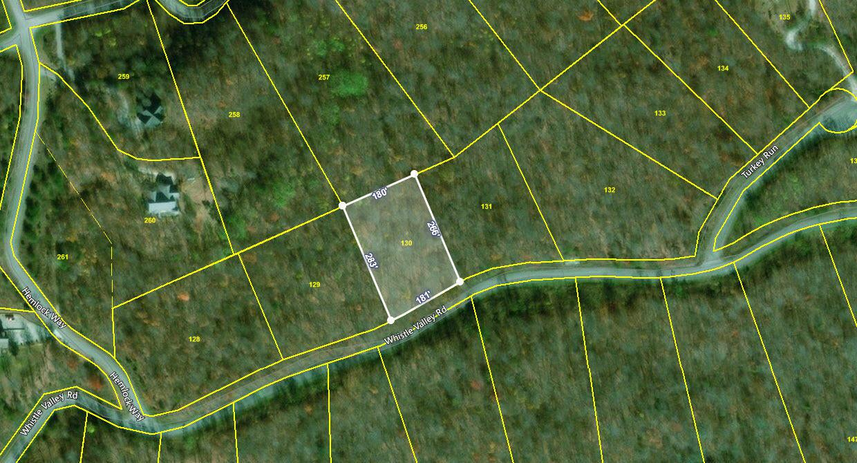 Lot 130 Whistle Valley Rd - Photo 1