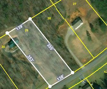 Lot 29 English Fields, Newport, TN 37821 (#1080947) :: CENTURY 21 Legacy
