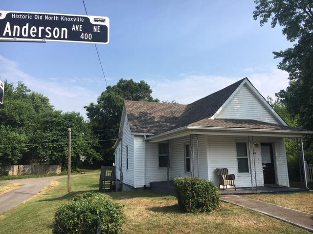 403 E Anderson Ave, Knoxville, TN 37917 (#1082521) :: The Creel Group | Keller Williams Realty