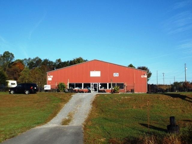 5922 Highway 411, Madisonville, TN 37354 (#1085994) :: Adam Wilson Realty