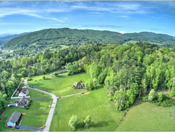 Lot 9 N Ivy St, Mountain City, TN 37683 (#1086634) :: Catrina Foster Group