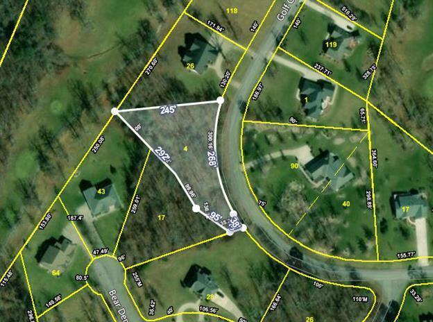 Golf Club Lane Lot 19, Crossville, TN 38571 (#1088083) :: Realty Executives Associates