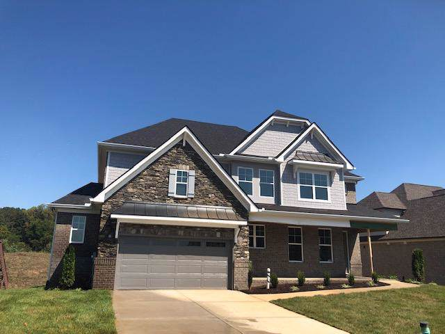 654 Witherspoon Lane, Knoxville, TN 37934 (#1095094) :: The Creel Group | Keller Williams Realty