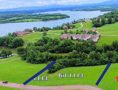 137 Parkside L1114 Drive, Vonore, TN 37885 (#1095471) :: Venture Real Estate Services, Inc.