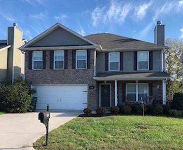 8338 Cureton Park Lane, Knoxville, TN 37931 (#1099546) :: Shannon Foster Boline Group