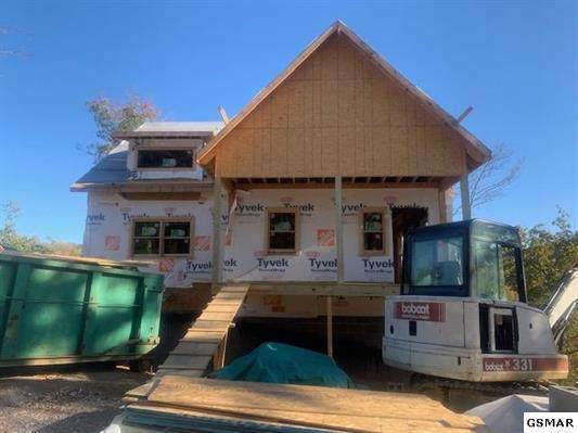 2003 Turkey Creek Way, Sevierville, TN 37862 (#1100620) :: Venture Real Estate Services, Inc.