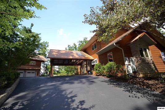 5055 Riversong Way, Sevierville, TN 37876 (#1101004) :: Venture Real Estate Services, Inc.