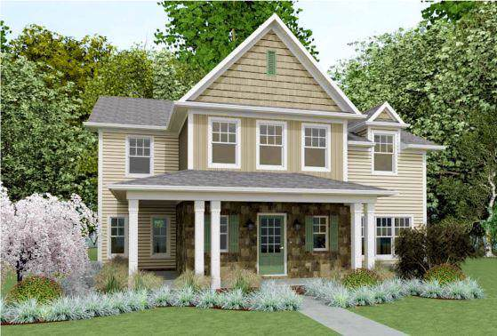 129 Fallberry St Lot 199, Oak Ridge, TN 37830 (#1102412) :: Realty Executives