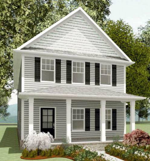 105 Hardinberry St Lot56cr, Oak Ridge, TN 37830 (#1102494) :: Realty Executives