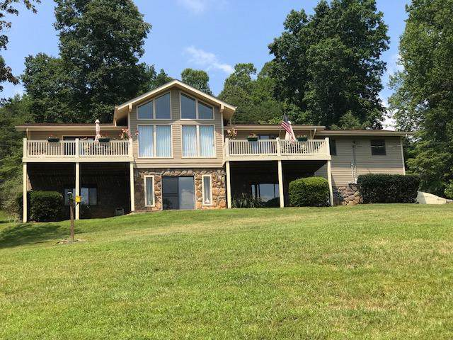 529 Little Fawn Lane, LaFollette, TN 37766 (#1102644) :: Shannon Foster Boline Group