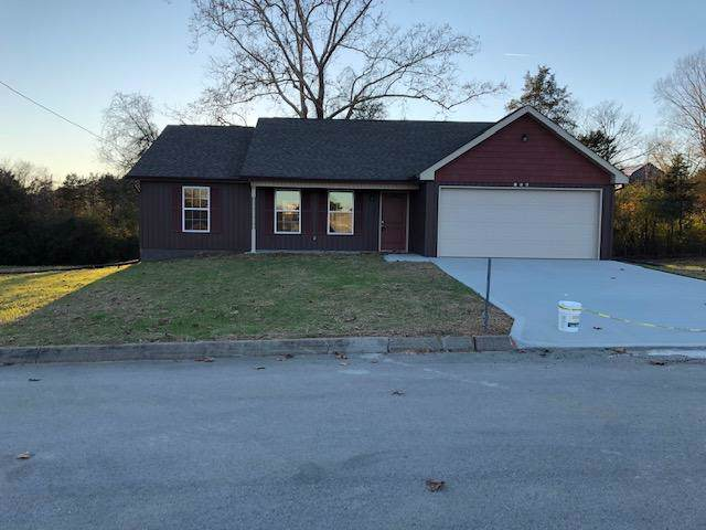 Lot 4 Waddington Way, Maynardville, TN 37807 (#1104702) :: Venture Real Estate Services, Inc.