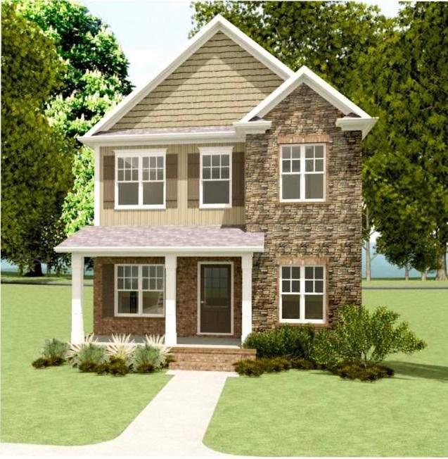 109 Hardinberry St Lot55br, Oak Ridge, TN 37830 (#1105611) :: Shannon Foster Boline Group