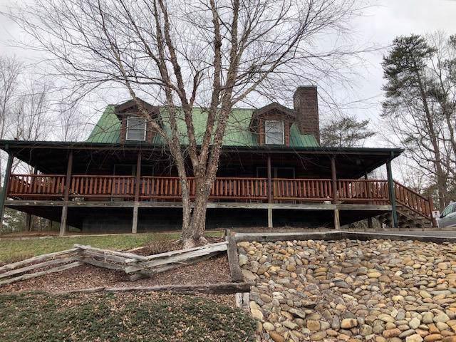 1460 Red Cedar Lane, Sevierville, TN 37876 (#1106075) :: Shannon Foster Boline Group