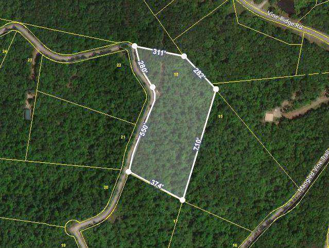 6.95 Ac Mangled Vine Tr, Crawford, TN 38554 (#1106208) :: The Cook Team