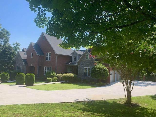 146 Center Park Lane, Oak Ridge, TN 37830 (#1110605) :: Billy Houston Group
