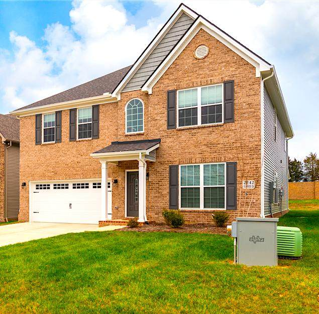 2242 Sea Horse Rd, Knoxville, TN 37932 (#1110677) :: Catrina Foster Group