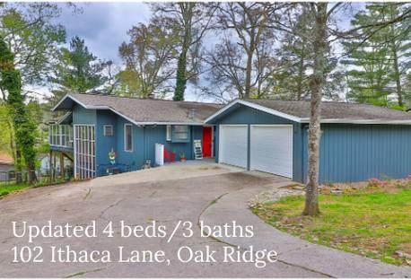 102 Ithaca Lane, Oak Ridge, TN 37830 (#1113002) :: Billy Houston Group