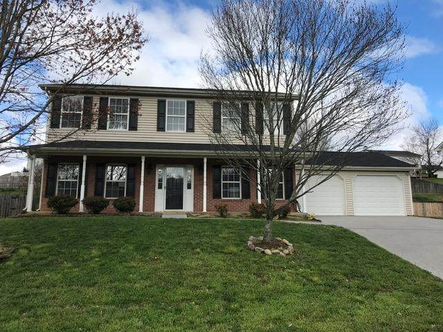 225 Nicely Tr, Powell, TN 37849 (#1113413) :: Catrina Foster Group