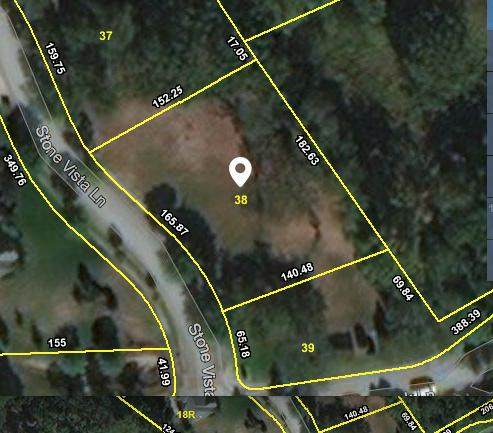 586 Stone Vista Lane, Knoxville, TN 37934 (#1113450) :: The Sands Group