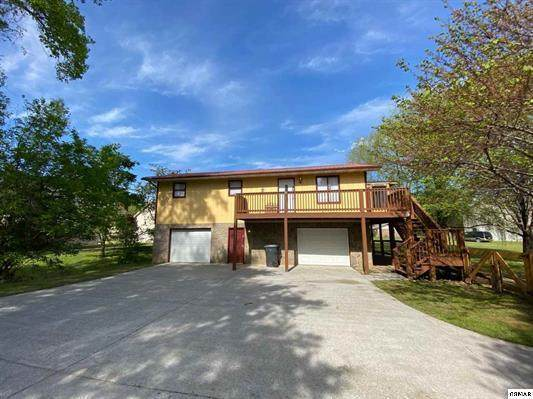 570 NW Circle Drive, Pigeon Forge, TN 37863 (#1114416) :: The Terrell Team