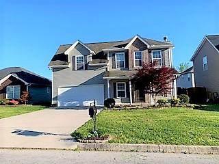 2718 Tuberose Lane, Knoxville, TN 37920 (#1116908) :: Venture Real Estate Services, Inc.