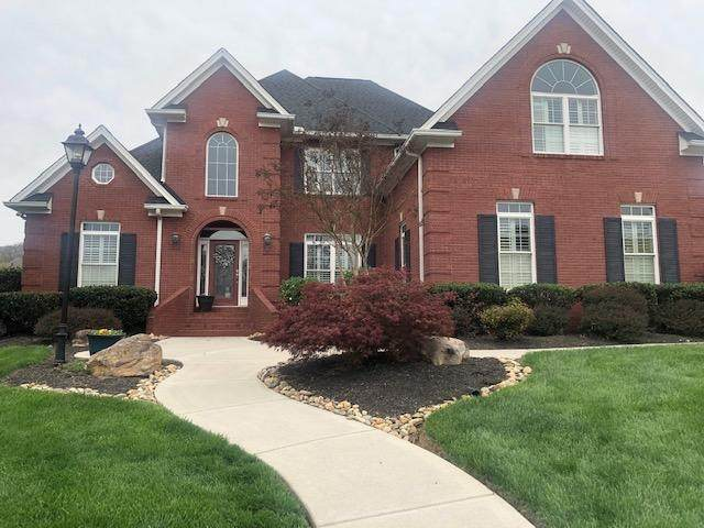 6912 Shadow Creek Rd, Knoxville, TN 37918 (#1117294) :: Shannon Foster Boline Group