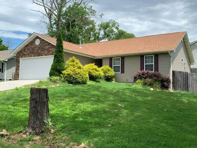 2446 Gibson Circle, Sevierville, TN 37876 (#1118421) :: Billy Houston Group