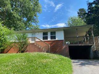 330 W Young High Pike, Knoxville, TN 37920 (#1118494) :: Billy Houston Group