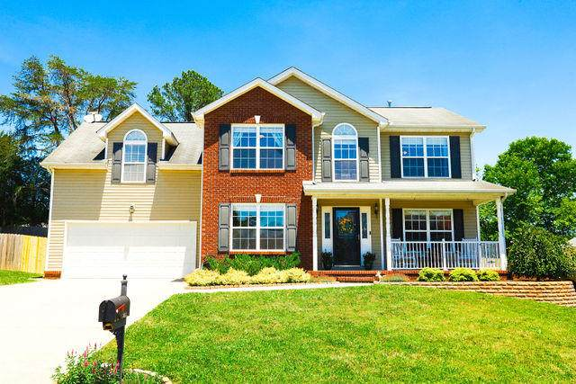 3512 Maple Valley Lane, Knoxville, TN 37931 (#1118790) :: Realty Executives