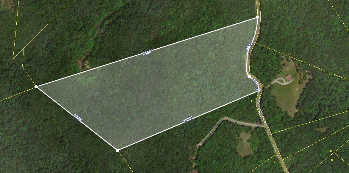 37.62 Acre Honey Springs Rd - Photo 1