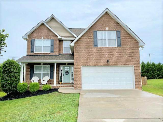6100 Evening Star Lane, Knoxville, TN 37918 (#1121629) :: Venture Real Estate Services, Inc.